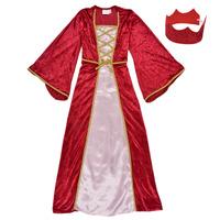 衣服 女孩 角色扮演 Fun Costumes COSTUME ENFANT REINE DE LA RENAISSANCE 多彩