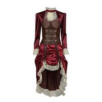 衣服 女士 角色扮演 Fun Costumes COSTUME ADULTE LADY STEAMPUNK 多彩