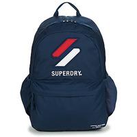 包 双肩包 Superdry 极度干燥 SPORT STYLE MONTANA 蓝色