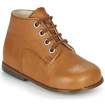 鞋子 女孩 高帮鞋 Little Mary MILOTO 棕色
