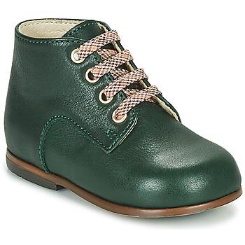 鞋子 女孩 高帮鞋 Little Mary MILOTO 卡其色