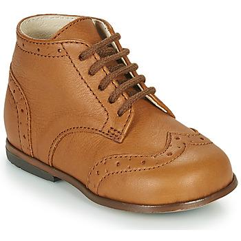鞋子 女孩 高帮鞋 Little Mary LORD 棕色