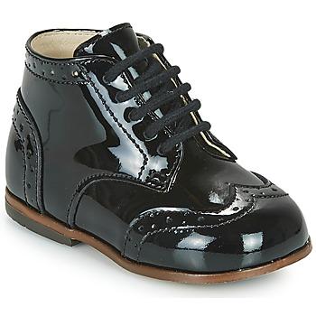 鞋子 女孩 高帮鞋 Little Mary LORD 黑色