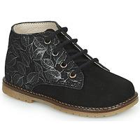 鞋子 女孩 高帮鞋 Little Mary JUDITE 黑色