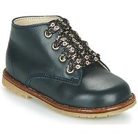 鞋子 女孩 高帮鞋 Little Mary JUDITE 蓝色