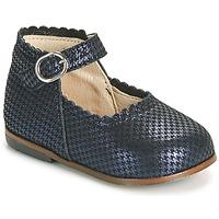 鞋子 女孩 平底鞋 Little Mary VOCALISE 蓝色