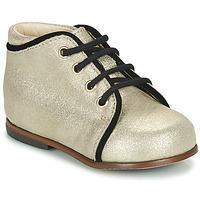 鞋子 女孩 高帮鞋 Little Mary MEGGIE 银灰色