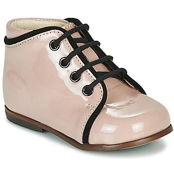 鞋子 女孩 高帮鞋 Little Mary MEGGIE 玫瑰色