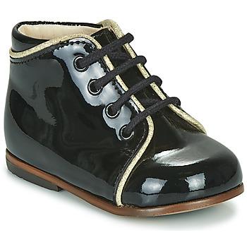 鞋子 女孩 高帮鞋 Little Mary MEGGIE 黑色