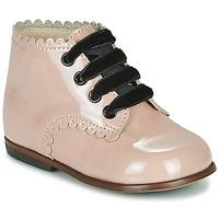 鞋子 女孩 高帮鞋 Little Mary VIVALDI 玫瑰色