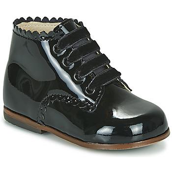 鞋子 女孩 高帮鞋 Little Mary VIVALDI 黑色