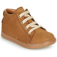 鞋子 女孩 球鞋基本款 Little Mary CLELIE 棕色