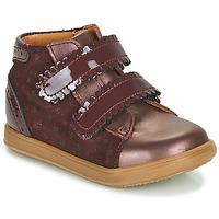 鞋子 女孩 高帮鞋 Little Mary CRISTIE 波尔多红