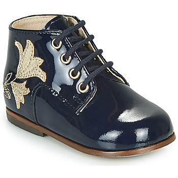 鞋子 女孩 高帮鞋 Little Mary MEIGE 蓝色