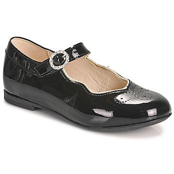 鞋子 女孩 平底鞋 Little Mary AUBERIE 黑色