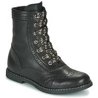 鞋子 女孩 短筒靴 Little Mary LYSIANE 黑色