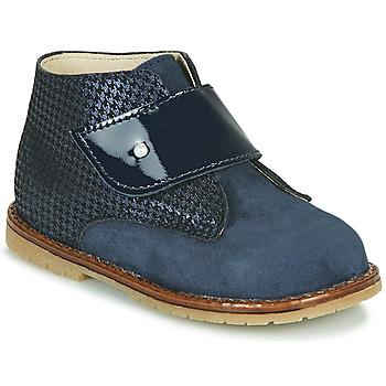 鞋子 女孩 高帮鞋 Little Mary JANYCE 蓝色