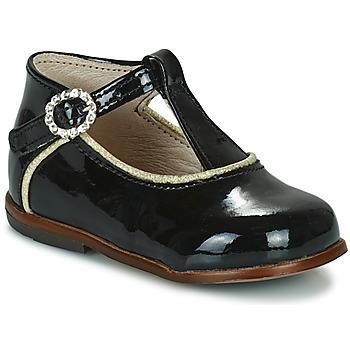 鞋子 女孩 高帮鞋 Little Mary BETHANY 黑色