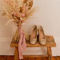 鞋子 女士 高跟鞋 Céleste MIRABELLE 金色