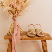 鞋子 女士 凉鞋 Céleste ORANGER 金色