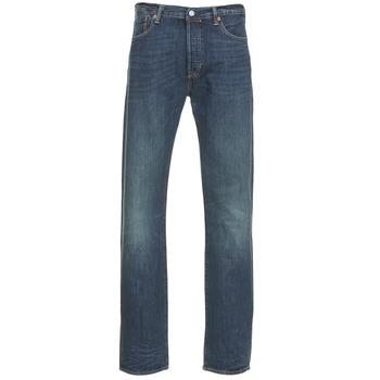 衣服 男士 直筒牛仔裤 Levi's 李维斯 501 THE ORIGINAL 蓝色 / Fonce