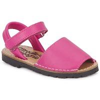 鞋子 女孩 凉鞋 Citrouille et Compagnie BERLA 紫红色