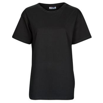 衣服 女士 短袖体恤 Yurban OKIME 黑色