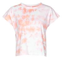 衣服 女士 短袖体恤 Yurban ONILA 白色 / 玫瑰色