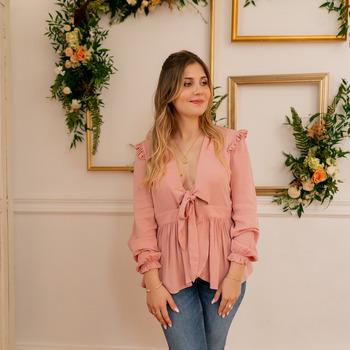 衣服 女士 女士上衣/罩衫 Céleste ROSSIGNOL 玫瑰色