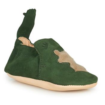 鞋子 儿童 拖鞋 Easy Peasy BLUMOO RENARD 绿色