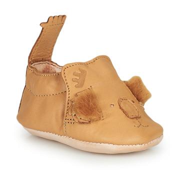鞋子 儿童 拖鞋 Easy Peasy BLUMOO KOALA 棕色