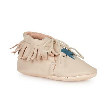 鞋子 儿童 拖鞋 Easy Peasy MEXIMOO 米色