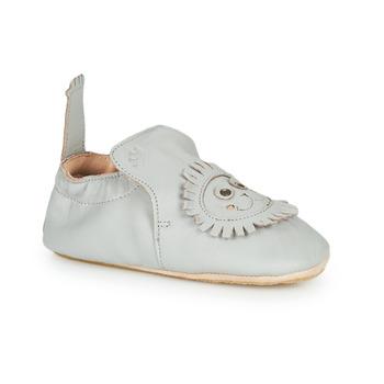 鞋子 儿童 拖鞋 Easy Peasy BLUBLU LION 灰色