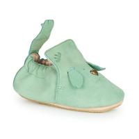 鞋子 儿童 拖鞋 Easy Peasy BLUBLU CHIEN 绿色
