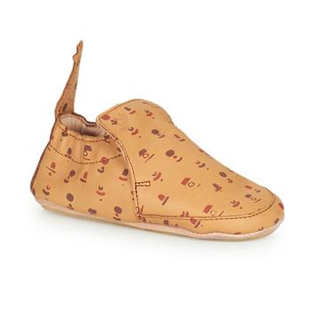 鞋子 儿童 拖鞋 Easy Peasy BLUBOOTIES 棕色