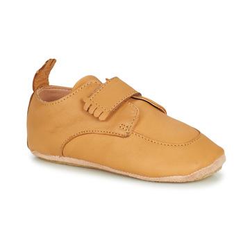 鞋子 儿童 拖鞋 Easy Peasy SLIBOOTIES 棕色