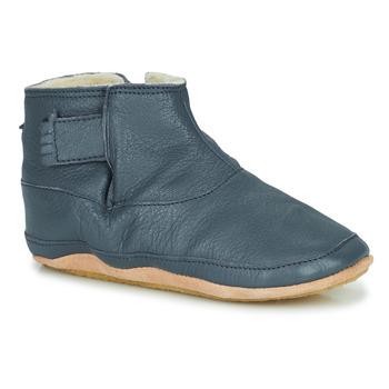 鞋子 儿童 拖鞋 Easy Peasy BOOBOOTIES 蓝色