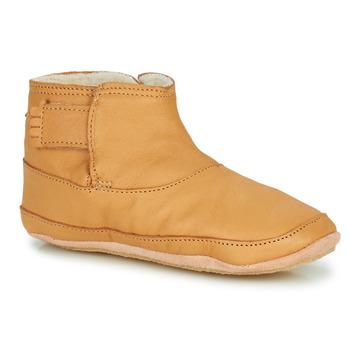 鞋子 儿童 拖鞋 Easy Peasy BOOBOOTIES 棕色