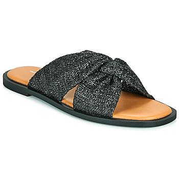 鞋子 女士 休闲凉拖/沙滩鞋 Vanessa Wu ANELLE 黑色