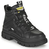 鞋子 女士 短筒靴 Buffalo ASPHA NC MID 黑色