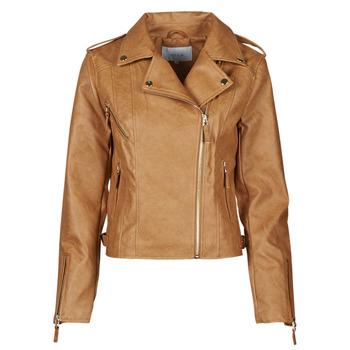衣服 女士 外套/薄款西服 Vila VIMICCAS 棕色