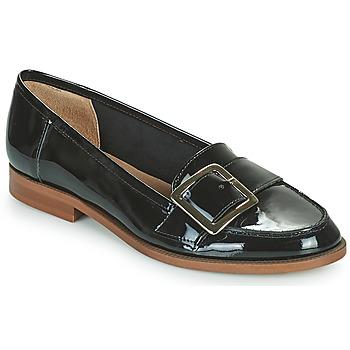 鞋子 女士 皮便鞋 San Marina MANESSA/VS 黑色