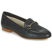 鞋子 女士 皮便鞋 San Marina DAGAR 黑色