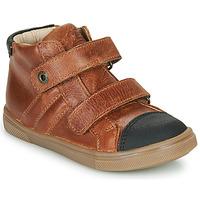 鞋子 男孩 高帮鞋 GBB KERWAN 棕色