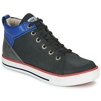 鞋子 男孩 高帮鞋 GBB MERINO 黑色