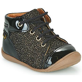 鞋子 女孩 高帮鞋 GBB OLSA 黑色