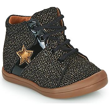 鞋子 女孩 高帮鞋 GBB DUANA 黑色
