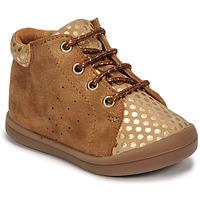 鞋子 女孩 高帮鞋 GBB NAHIA 棕色