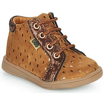 鞋子 女孩 高帮鞋 GBB FAMIA 棕色