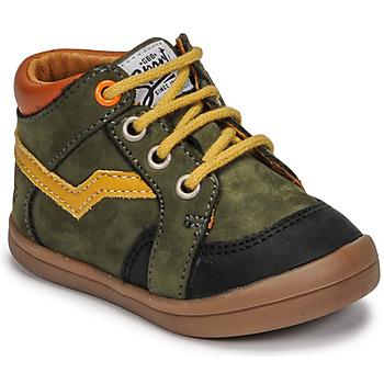 鞋子 男孩 高帮鞋 GBB ASTORY 绿色